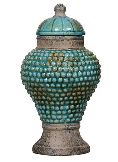 Warm Design Eskitme Terra Cotta Vazo , Büyük Renkli